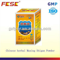 Guangxi veterinary herbal medicine cough syrup