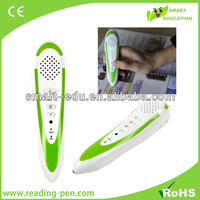 2016 hottest selling Reading pen and scanner read with electronic books