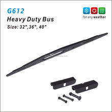 RHD and LHD graphite coated natural rubber refill AG612 wiper