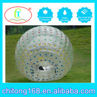 Grass Body Zorb Ball For Sale