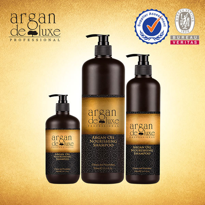 OEM/ODM China Factory shampoo brands use morocco argan oil essence professional for black hair