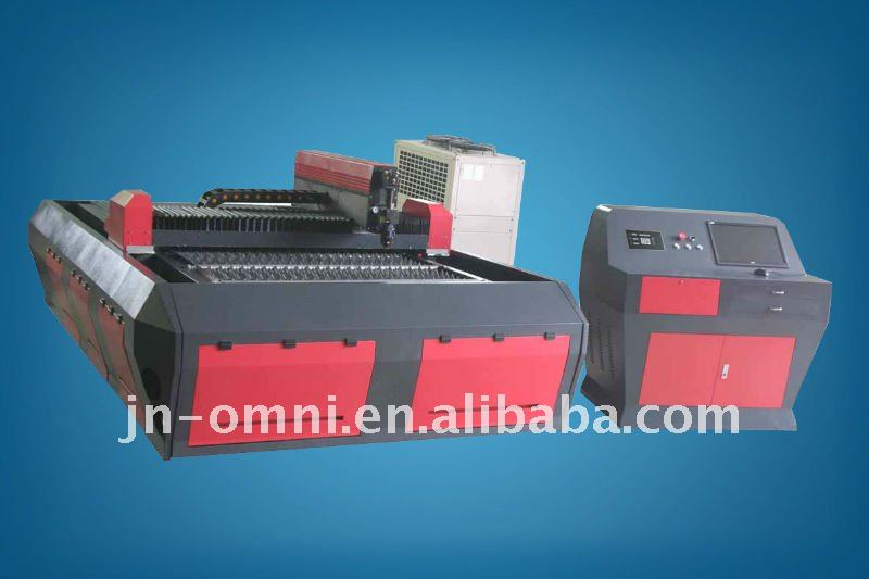 OMNI laser engraving machine for stainless steel