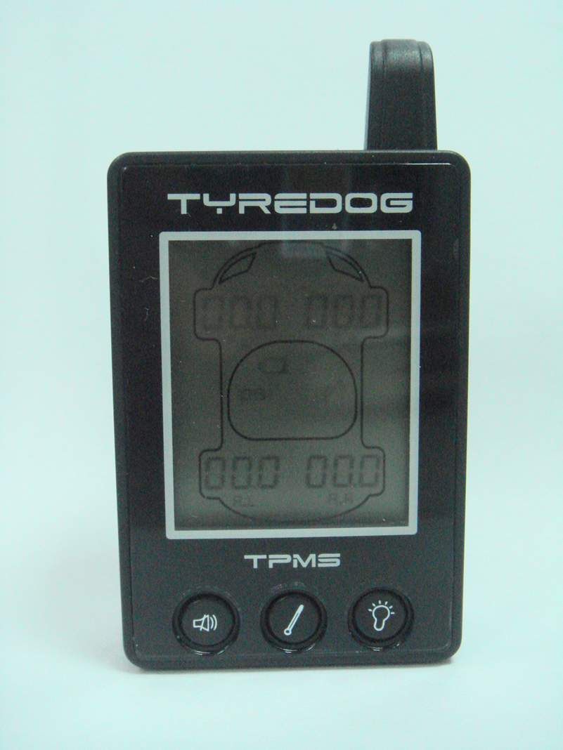 New type TPMS pressure monitoring system