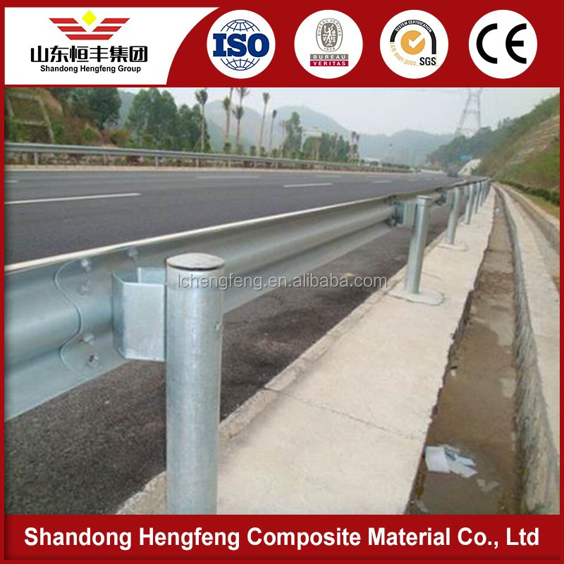 Chinese suppliers High Grade flex w beam guardrail with Best quality
