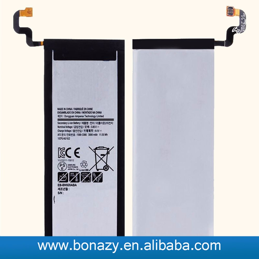 New high quality battery for Samsung Galaxy S7 edge replacement