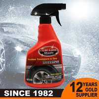 Ultra gloss eco friendly car polish tire shine from china