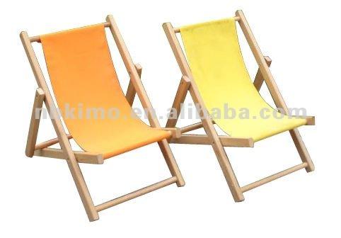 Extractor tama o de madera silla de playa para ni os silla - Sillas plegables de playa ...