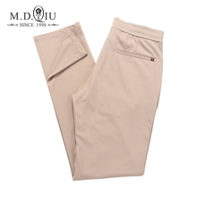 Custom logo high quality colorful mens golf pants breathable quick dry leisure golf pants
