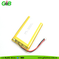 GEB5050110 lithium polymer battery cell 3.7V 3000mAh