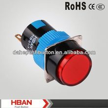 CE ROHS key pushbutton switch