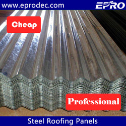 Africa colorful bitumen corrugated roofing sheets, insulated roofing panels