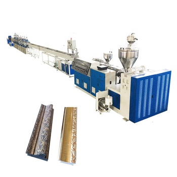 PS Foamed Photo Frame Molding Extrusion Line Machine