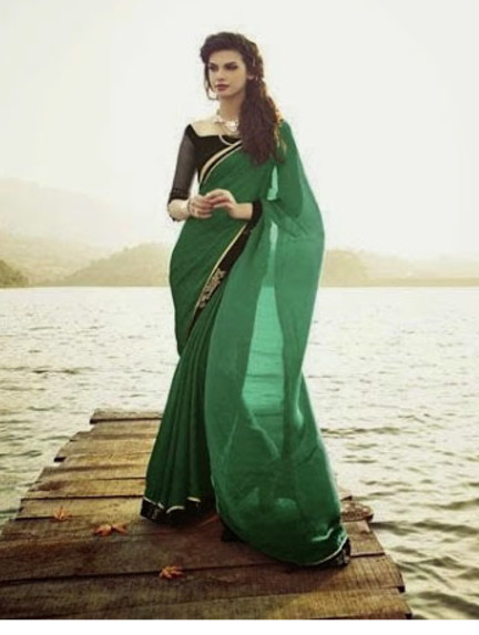 Delicate Sarees Collections from india