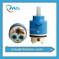 35mm Non-idling Two-stage Water Saving Tall Faucet Ceramic Mixer Cartridge