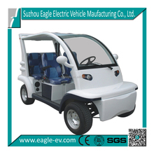 electric personal transport vehicle,EG6043K,48V/5KW AC system,4 persons, CE approved