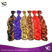 Wholesale African American Jumbo Braid 100 Synthetic Braiding Hair