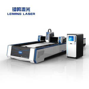 Manufacturer 500W,750W,1000W,1500W,2000W, 3000W sheet metal laser cutting machine LM3015A3