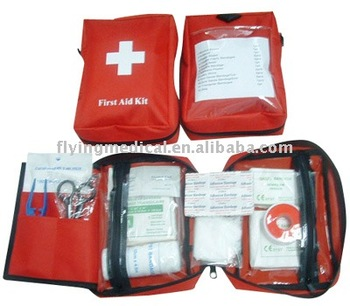 Medical First aid kit ( FDA & CE approved)