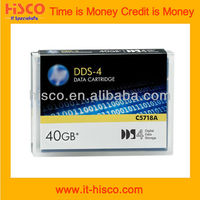 DDS-4 40 GB Data Cartridge (150m) C5718A