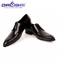 Ltalian Fashion Leather Men Dress Shoes