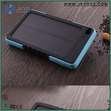 2015 new design solar mobile phone Battery charger case for mobile phone 8000mah