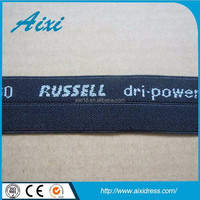 Hot Sell Delicate Multicolor Bulk custom elastic waistbands