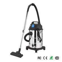 Wet and dry 30L semi-automatic robot <strong>vacuum</strong> cleaner, professional car cleaning industrial <strong>vacuum</strong> cleaner