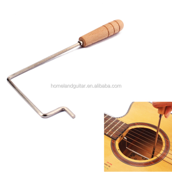 "4mm Truss Rod Wrench/Spander adjusting allen wrench for 42"" Acoustic Guitar Vanadium steel Chrome"