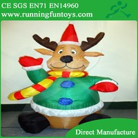 2015 New Design inflatable christmas decorations ICL0141