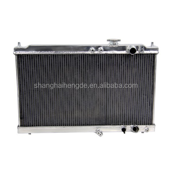 Auto All Aluminum Radiator For HONDA INTEGRA DC2 ACCORD PRELUDE 94-01