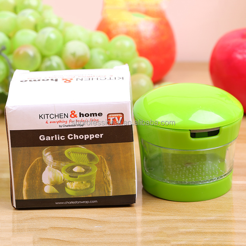 As seen on tv food chopper ginger garlic chopper