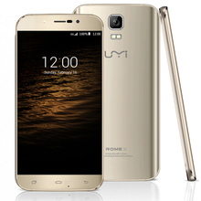 "Brand New Umi Rome X 5.5"" Smartphone Quad-Core Android Mobile Phone 1GB RAM 8GB ROM 8.0MP Unlocked Phone"