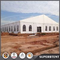 Aluminium frame used military tents,big army tent hot sale