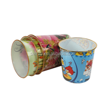 Beautiful Dsign High Quality Heat Transfer Printing Film For Plastic Garbage Can
