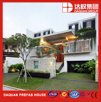light weight and insulated prefab houses made in China