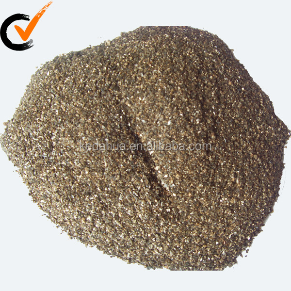 0.3-1MM Golden Raw Vermiculite