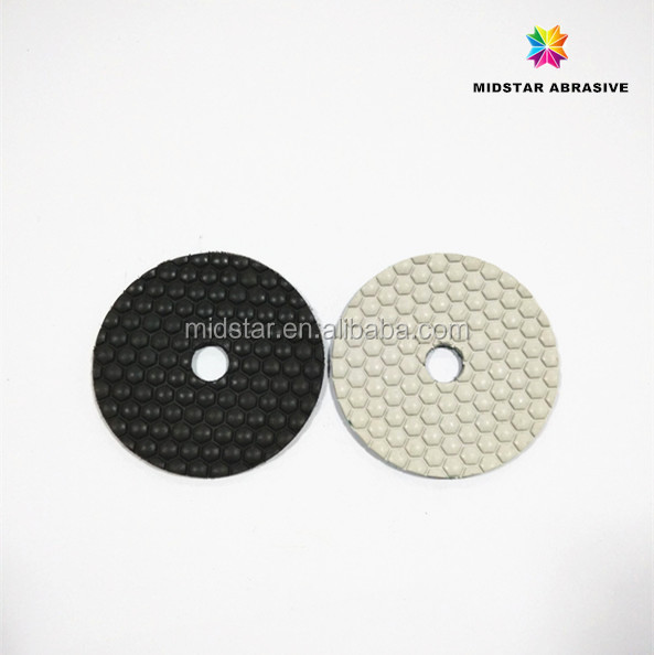wet polishing sanding pads for angle grinder