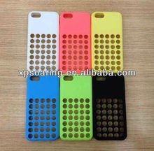 Soft silicon case skin cover for Appe iPhone 5C