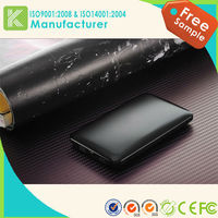 2014 Moko 5V quadrate shape Portable Power Pack Mobile Phone Power Bank Universal Phone Charger