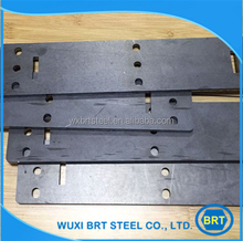 Custom precision CNC machining metal steel spare laser cutting parts