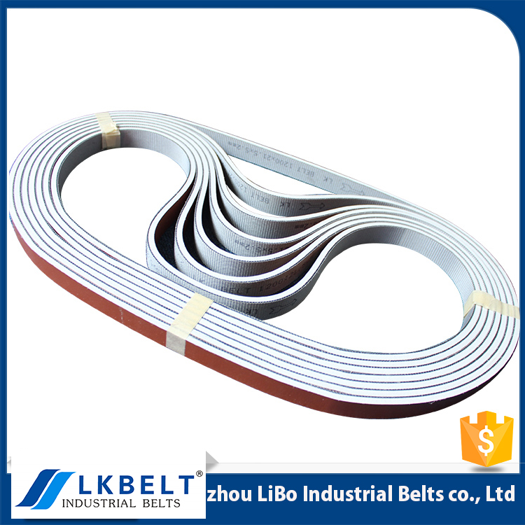 Wholesale price Free sample steel plate leather slitting machine tensile belt
