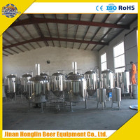 Small Beer Peoduction Line Good Service