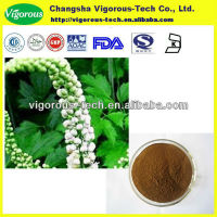 High quality 5% black cohosh extract(triterpene glycosides)
