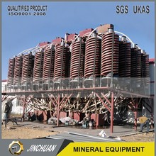 spiral sorting machine/gold mining equipment/ spiral classifier price