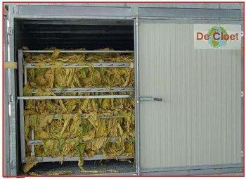 De Cloet Tobacco Curing Kilns Barn Buy Tobacco Product