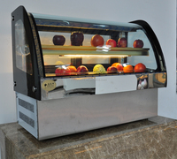Countertop refrigerated display case for sale
