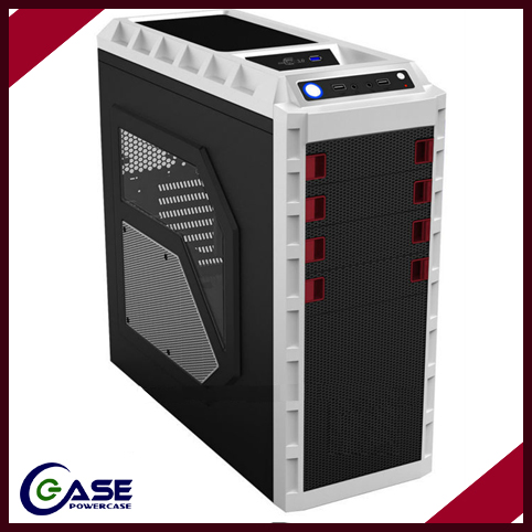 Gaming pc game mesh front pane computer cases