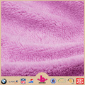 100 polyester super soft sherpa fleece faux fur fabric