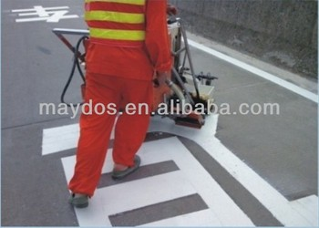 Maydos reflective thermoplastic Luminous road traffic marking paint