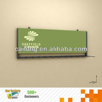 led advertising sign with high definition